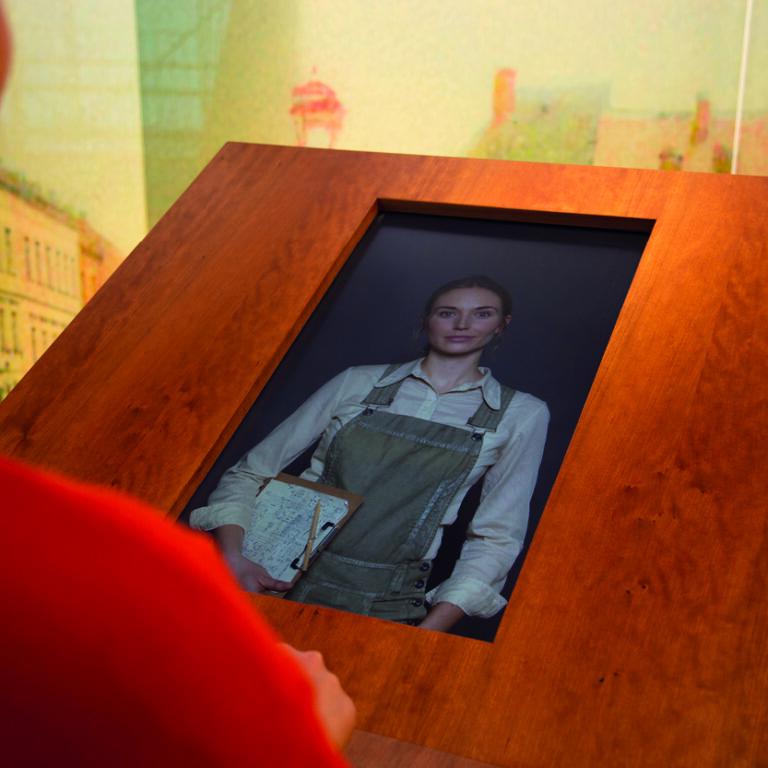 Protagonisten ZeitWerkStadt Digital Erlebnismuseum